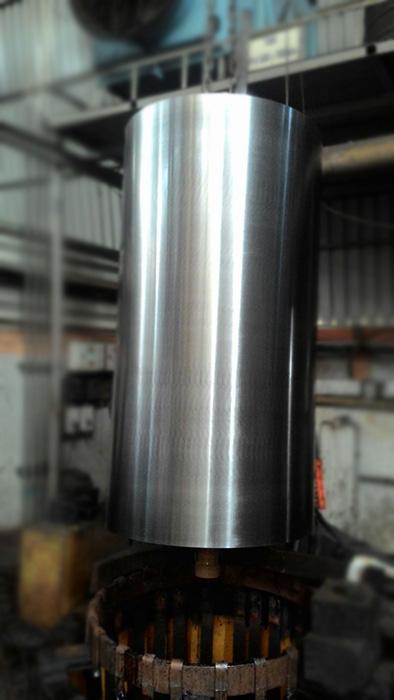 Hard chrome plating