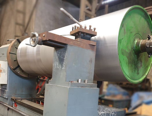 Roll Manufacturing